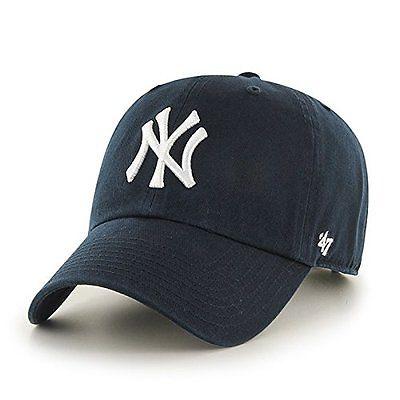 e57f7d629d07c MLB New York Yankees Men s  47 Brand Home Clean Up Cap