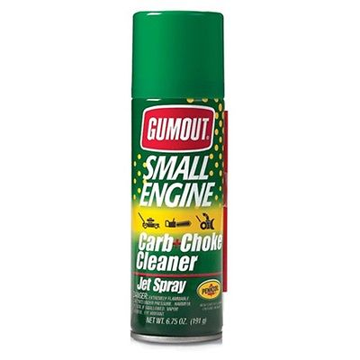 Gumout 800002241 Small Engine Carb and Choke Cleaner, 6 oz