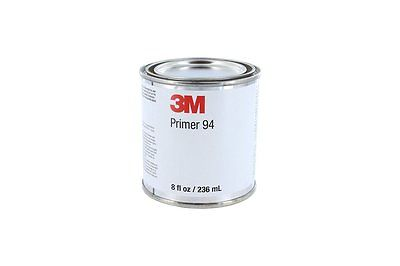 3M Tape Primer 94 1/2 Pint 8oz For Vinyl Di-Noc